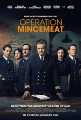 Operation Mincemeat Movie Poster