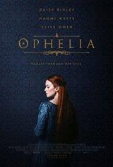 Ophelia Large Poster