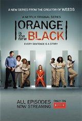 Orange is the New Black: Season 1 (Netflix) Movie Poster