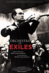 Orchestra of Exiles Movie Poster