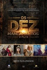 Os Dez Mandamentos - O Filme Movie Poster