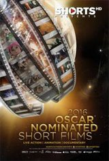 Oscar Shorts: Live Action Movie Poster