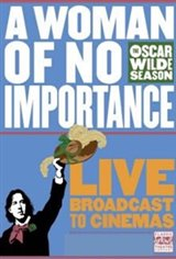 Oscar Wilde Season: A Woman of No Importance Movie Poster