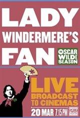 Oscar Wilde Season: Lady Windermere's Fan Movie Poster