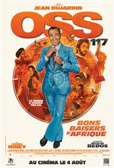 OSS 117: From Africa With Love Movie Poster