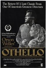 Othello (1965) Movie Poster