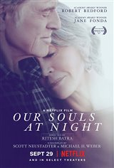 Our Souls At Night Movie Poster