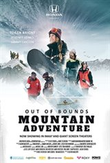 Out of Bounds: Mountain Adventure Large Poster