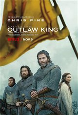 Outlaw King (Netflix) Movie Poster