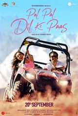 Pal Pal Dil Ke Paas Movie Poster