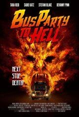 Party Bus to Hell Large Poster