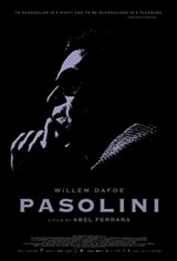 Pasolini Movie Poster