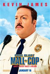 Paul Blart: Mall Cop Movie Poster