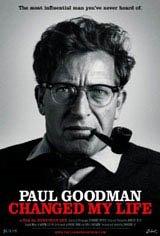 Paul Goodman Changed My Life Movie Poster