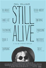 Paul Williams: Still Alive Movie Poster