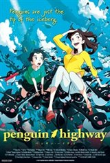 Penguin Highway Large Poster