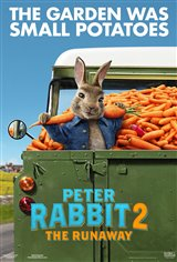 Peter Rabbit 2: A la fuga Movie Poster