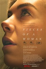 Pieces of a Woman (Netflix) Movie Poster