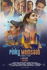 Pinky Memsaab Movie Poster