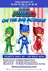 PJ Masks Heroes Forever Movie Poster