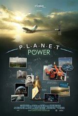 Planet Power 3D Movie Poster