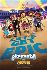 Playmobil: The Movie Movie Poster Movie Poster