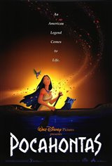 Pocahontas Large Poster