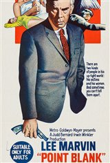 Point Blank (1967) Movie Poster