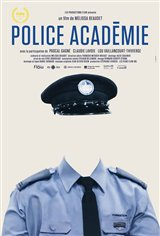 Police académie Movie Poster