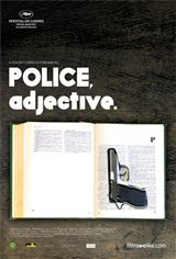 Police, adjective (Politist, adjective) Movie Poster