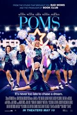 Poms w/ Special Appearance by the Sun City Poms Movie Poster
