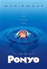 Ponyo (Subtitled) Movie Poster