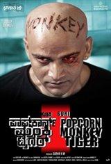 Popcorn Monkey Tiger Movie Poster