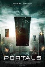 Portals Large Poster