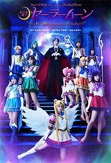 Pretty Guardian Sailor Moon: The Musical - Le Mouvement Final Movie Poster