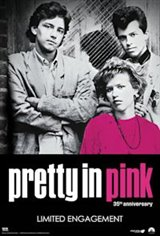 Pretty in Pink 35th Anniversary Movie Poster
