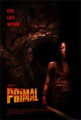 Primal Movie Poster