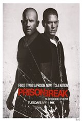 Prison Break Movie Poster
