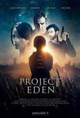 Project Eden: Vol. I Movie Poster