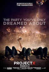 Project X Movie Poster