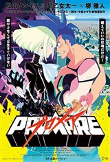Promare (Dubbed) Movie Poster