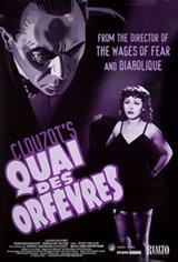 Quai des orfèvres Movie Poster