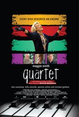 Quartet Large Poster