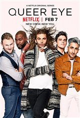 Queer Eye (Netflix) Movie Poster