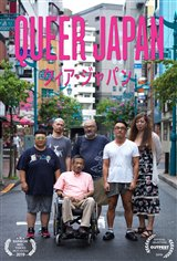 Queer Japan Movie Poster