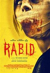 Rabid Movie Poster