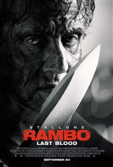 Rambo: Last Blood Movie Poster Movie Poster