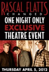 Rascal Flatts: Changed Movie Poster