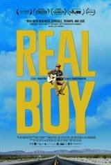 Real Boy Movie Poster