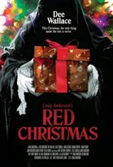 Red Christmas Movie Poster